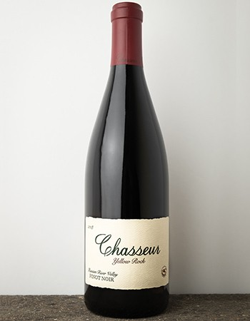 2013 Chasseur Yellow Rock Pinot Noir