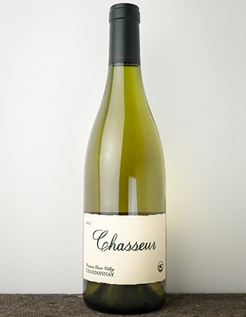 2015 Chasseur Russian River Chardonnay